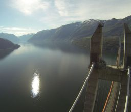 The Hardanger Bridges